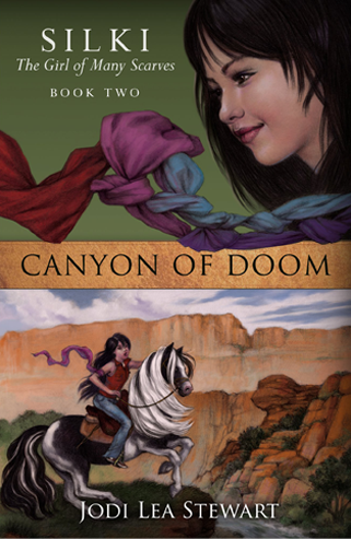 Silki: Canyon of Doom, by author Jodi Lea Stewart