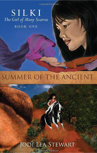 Silki: Summer of the Ancient, by author Jodi Lea Stewart
