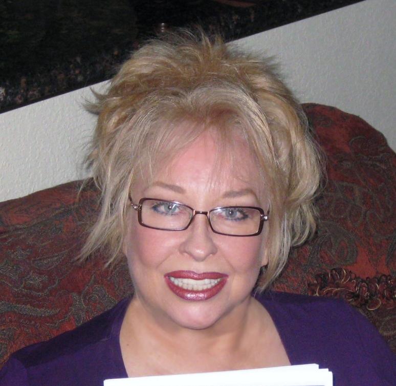 Author Jodi Lea Stewart