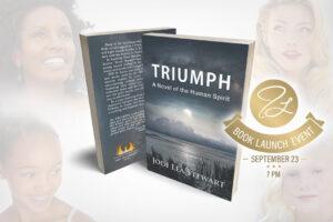 Triumph book - Jodi Lea Stweart