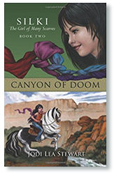 Jodi Lea Stewart - Silki, Canyon of Doom