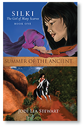 Jodi Lea Stewart - Silki, Summer of the Ancient