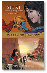 Jodi Lea Stewart - Silki, Valley of Shadows