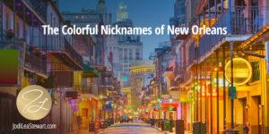 Nicknames for New Orleans