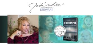 Historical Fiction Award Winning Author Jodi Lea Stewart