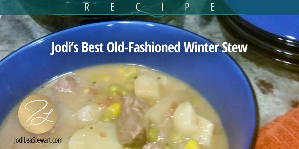 Jodi's Old-Fashioned Winter Stew